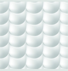 white seamless texture light neutral background vector image