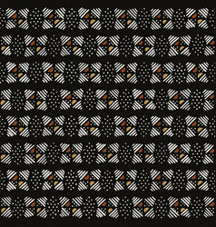 Textile fashion african print tribal seamless vector