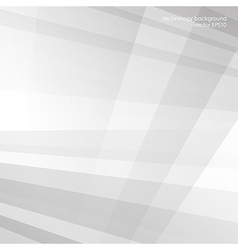 Abstract technology background grey vector image vector image