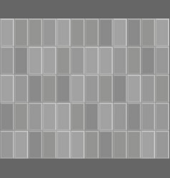 3d brick stone pavement texture background gray vector