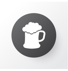 Draught icon symbol premium quality isolated vector
