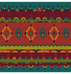South America pattern vector image