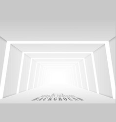 abstract of futuristic gradient gray place vector image