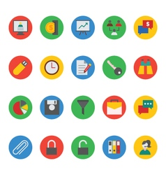 Business and Finance Icons 5 vector