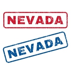 Nevada Rubber Stamps vector