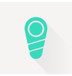 newborn icon vector image