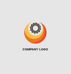 fuel-logo vector image