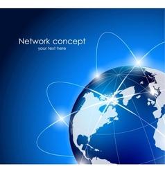 Network concept vector