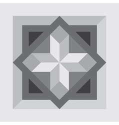 Parquet or marble texture vector