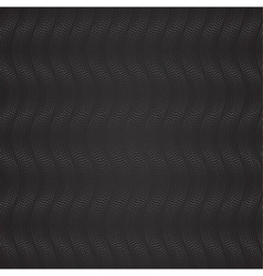 Wavy seamless dotted pattern vector image