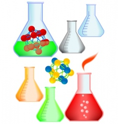 chemical equipment vector image