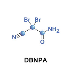 Dbnpa or dibromonitrilopropionamide vector