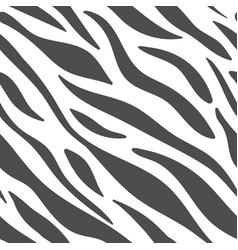 Zebra abstract texture vector