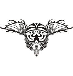 Military Design - vinyl-ready vector image vector image