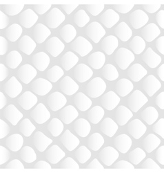 Abstract White Seamless Background Pattern Texture vector image vector image