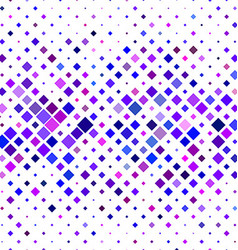 Colorful horizontal square pattern background vector