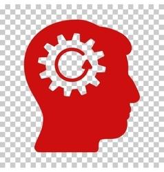 Head Gear Rotation Icon vector