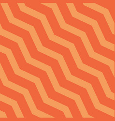 seamless diagonal zigzag pattern - bright linear vector image