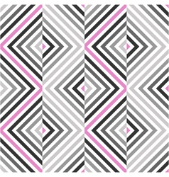 Seamless abstract decorative pattern vector image vector image