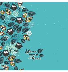 season style vector image