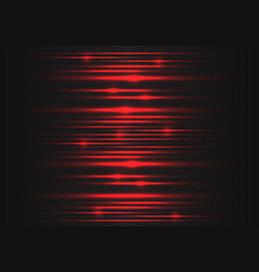 abstract red light speed power technology energy vector image