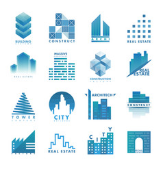 Architecture building skyscraper construction vector