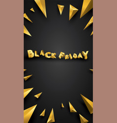 Black friday background layout background balck vector