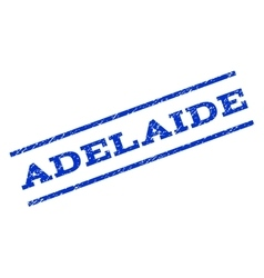 Adelaide Watermark Stamp vector