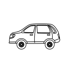 Car vehicle transport vector