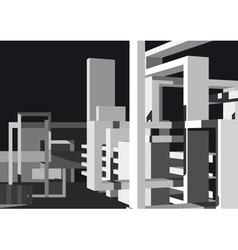 Volumetric spatial composition vector
