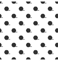 Film reel pattern simple style vector image