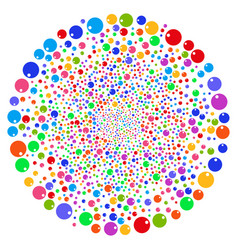 Sphere centrifugal stream vector