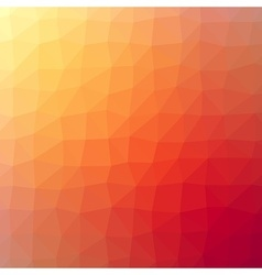 Low-poly background vector image vector image