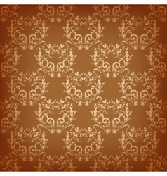 old seamless background vector image