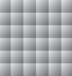 square white gray texture seamless background vector image