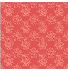 twig pattern vector image vector image