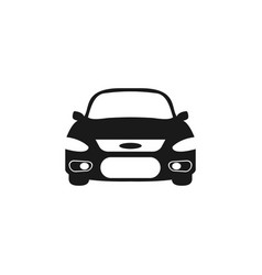 car icon graphic design template isolated vector image