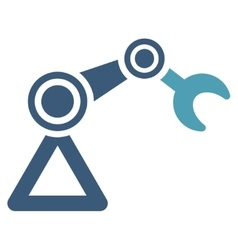 Manipulator icon from Business Bicolor Set vector