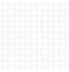 White flower background vector