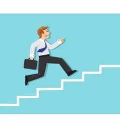Promotion and persistence in business vector