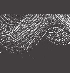 Grunge texture distress black grey rough trace a vector