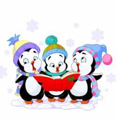 Christmas carols vector