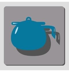 Chamber pot vector