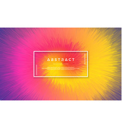 abstract dynamic background design vector image
