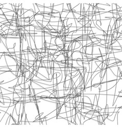 Abstract pencil sketch background vector image vector image
