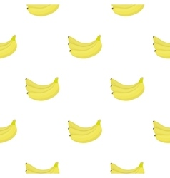 Banana icon cartoon Singe fruit icon from the vector image vector image