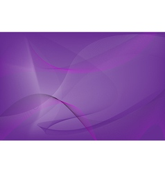 Abstract purple vector