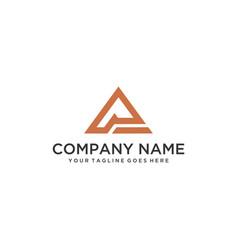 Ap logo vector