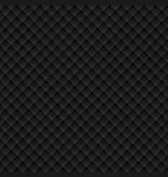 Black square seamless pattern modern stylish vector