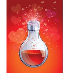 love elixir vector image